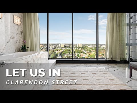 $46,000,000 Luxury Apartment Home Tour In East Melbourne! 💸 Let Us In S01E06