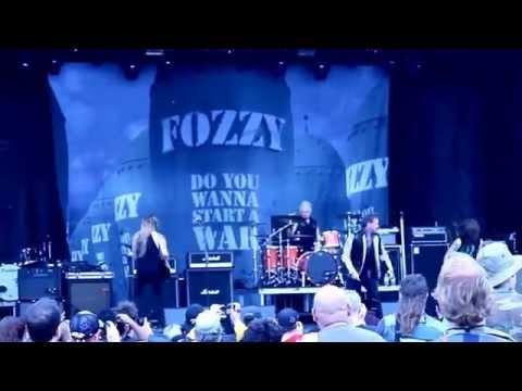 Fozzy Song Lyrics - Do You Wanna Start A War
