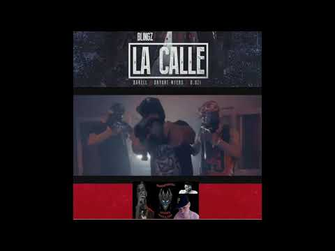 Darell Ft Bryant Myers, D Ozi, Bling Z- La Calle (Oficial Video)