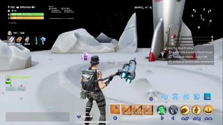 Search the film set of Beyond the Stellar Horizon - FORTNITE SAUVER THE WORLD