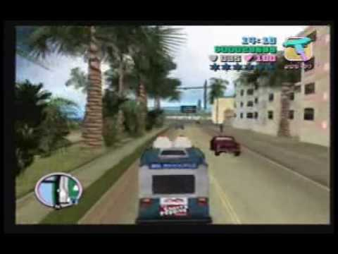"GTA: Vice City: Mission #50 - ""Distribution"""