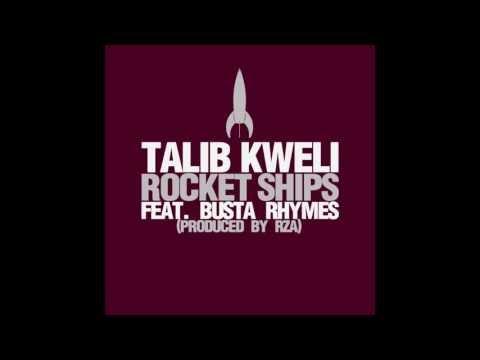 "Talib Kweli ""Rocket Ships"" feat. Busta Rhymes (Prod. by RZA ..."