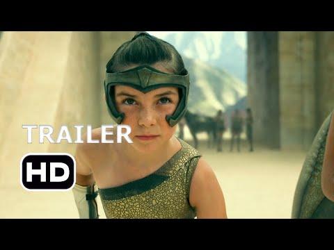 Wonder Woman 1984 Trailer #2 (2020) | XplorerTv