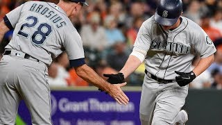Seattle Mariners vs Houston Astros Highlights || June 5, 2018