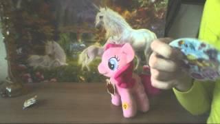 Игрушка Пинки Пай от ''Мульти-Пульти'' [Обзор на игрушку]