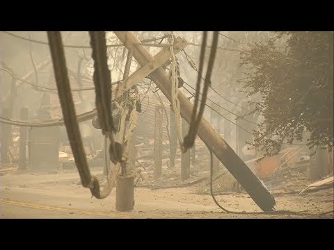 What Cal Fire's report on the Tubbs Fire means for PG&E's bankruptcy