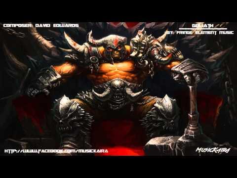 Fringe Element Music - Goliath (David Edwards / Epic Action Orchestral Score)