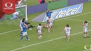 Futbol Retro: Pumas elimina a Cruz Azul en el Clausura 2004 | Televisa Deportes