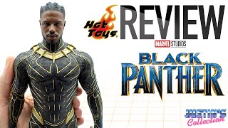 Hot Toys Erik Killmonger Black Panther Review