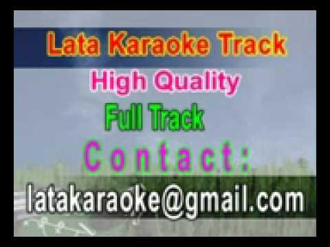 Yeh Mere Andhere Ujale Karaoke Prem Patra {1962} Talat M,Lata