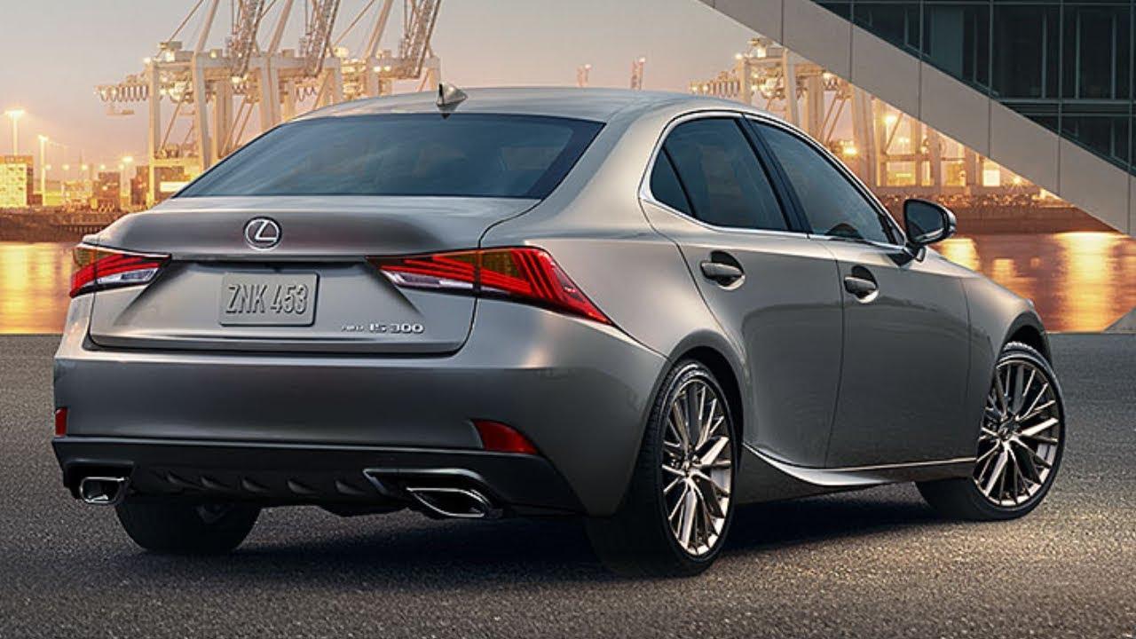 2020 Lexus Is Luxury Sedan Introduce Youtube