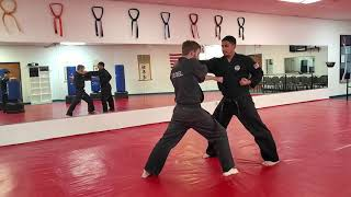 One Step Sparring - 7&8