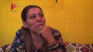بلكونة ورد وصور رشدي أباظة وسعاد حسني... مطعم سمك كإنك في البيت