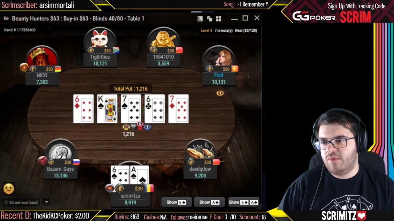 Poker bounty strategy pc case expansion slot cover