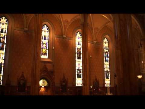 St  Patrick's Basilica Montreal