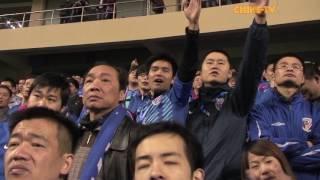 Football : le grand rêve chinois