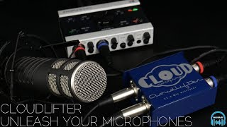 Cloudlifter Mic Activator - Unleash Your Microphones