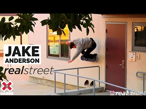 Jake Anderson: REAL STREET 2021   World of X Games