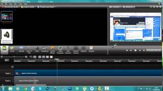 tutorial como colocar o pi de palavro em um video pelo camtasia studio 8