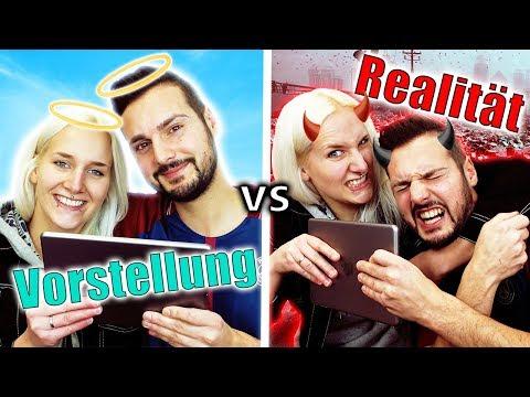 VORSTELLUNG vs REALITÄT: Geschwister 😇👹 Bruder & Schwester | Alltägliches Chaos Zuhause