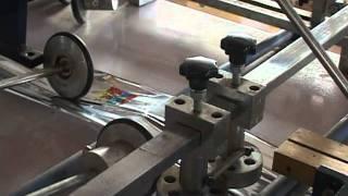 Standup Pouch Making Machine