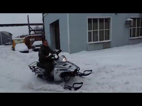 Снегоход ICE DEER ID 170