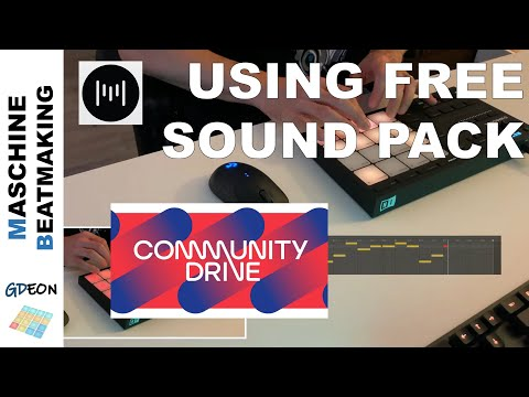 COMMUNITY DRIVE Sound Pack – Chill Beat (Metapop Contest)