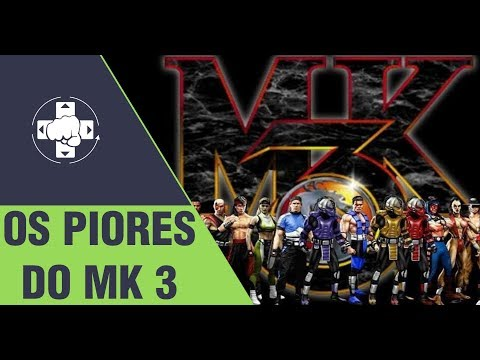 MORTAL KOMBAT: OS 5 PIORES FATALITIES DO MK 3 thumbnail