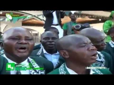 Choral de dirigeants direction général dans Mabele diampa ditungamene