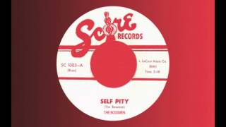 THE BOSSMEN - Self Pity (1964) Scarce Chicano Blues
