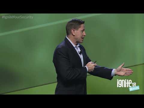 Ignite 18 Keynote: Mark McLaughlin