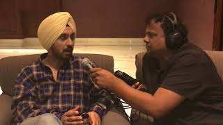 Diljit Dosanjh on wanting to join the army, playing Sandeep Singh in Soorma & more with Hrishi K