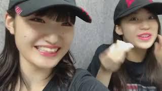髙塚夏生 SKE48 メール届いてる…? 。2017.08.18.