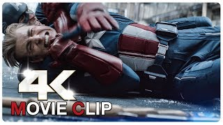 Full Captain America vs Captain America Fight Scene - AVENGERS 4 ENDGAME (2019) Movie CLIP 4K