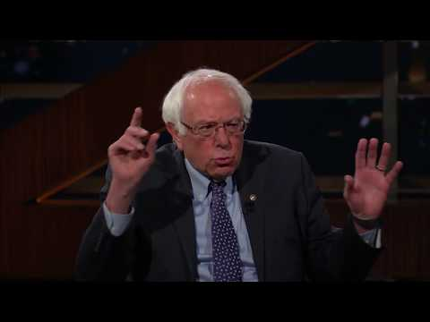 Sen. Bernie Sanders | Real Time with Bill Maher (HBO)