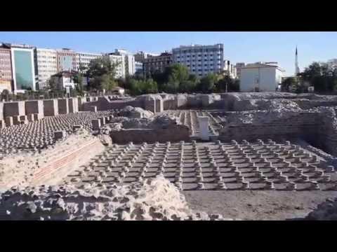 Roma Hamamı (Roman Baths) - Ankara - Turkey