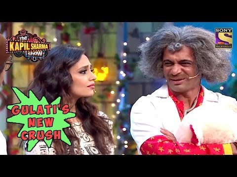 Dr. Gulati Has A New Crush - The Kapil Sharma Show