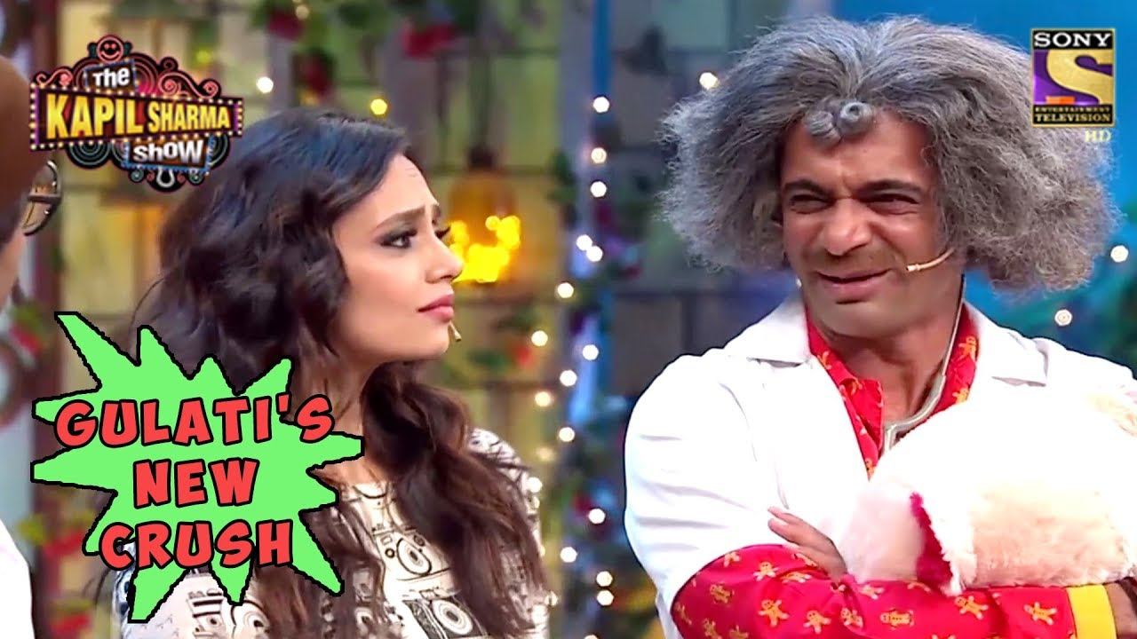 Dr  Gulati Has A New Crush - The Kapil Sharma Show
