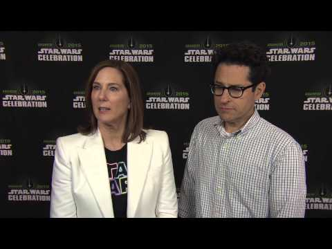 Star Wars: The Force Awakens - Interview with JJ Abrams and Katherine Kennedy