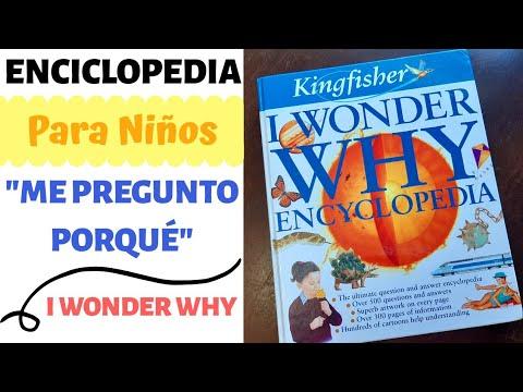 """eciclopedia-para-niños-""""me-pregunto-porque""""-i-wonder-why-de-kingfisher-ciencia/historia/animales..."""