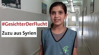 #GesichterDerFlucht - Zuzu aus Syrien