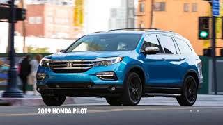 2019 Honda Pilot - Best Car Of The Year