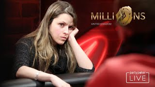 HIGHLIGHTS Main Event Final Table   MILLIONS UK 2017