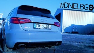 Audi RS3 8VA ✌🏻 367 PS, 465 Nm Car Porn