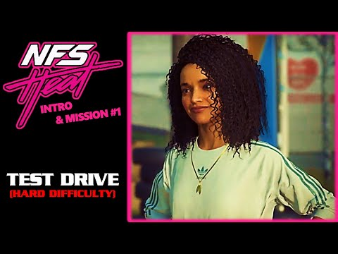 Need for Speed: Heat - Mission #2: Test Drive [Hard Difficulty] (1080p)