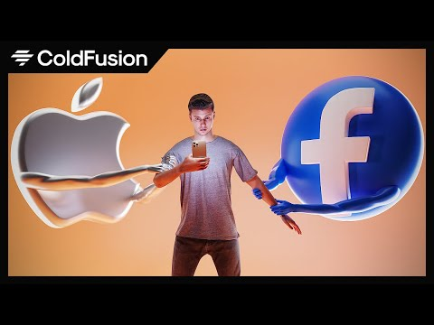 Apple vs Facebook - The Great Privacy Fight