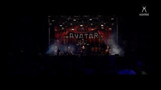 AVATAR - For the Swarm [Live at Alcatraz 2019]