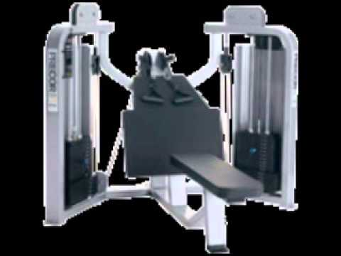 Used Precor Icarian Strength Training Equipment For Sale