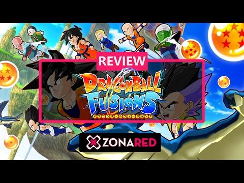 DRAGON BALL FUSIONS - ANÁLISIS / REVIEW -  Nintendo 3DS