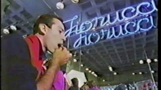 Klaus Nomi and Joey Arias dancing in Fiorucci windows NYC - Real People